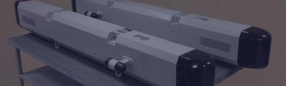 Радиопрозрачные корпуса и обтекатели антенн